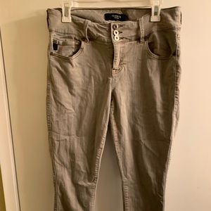 Torrid high waisted skinny jeans sz 12 stretch.
